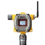Online ether C4H10O gas detector